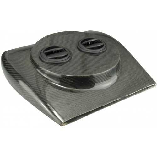 Duct inlet roof Carbon