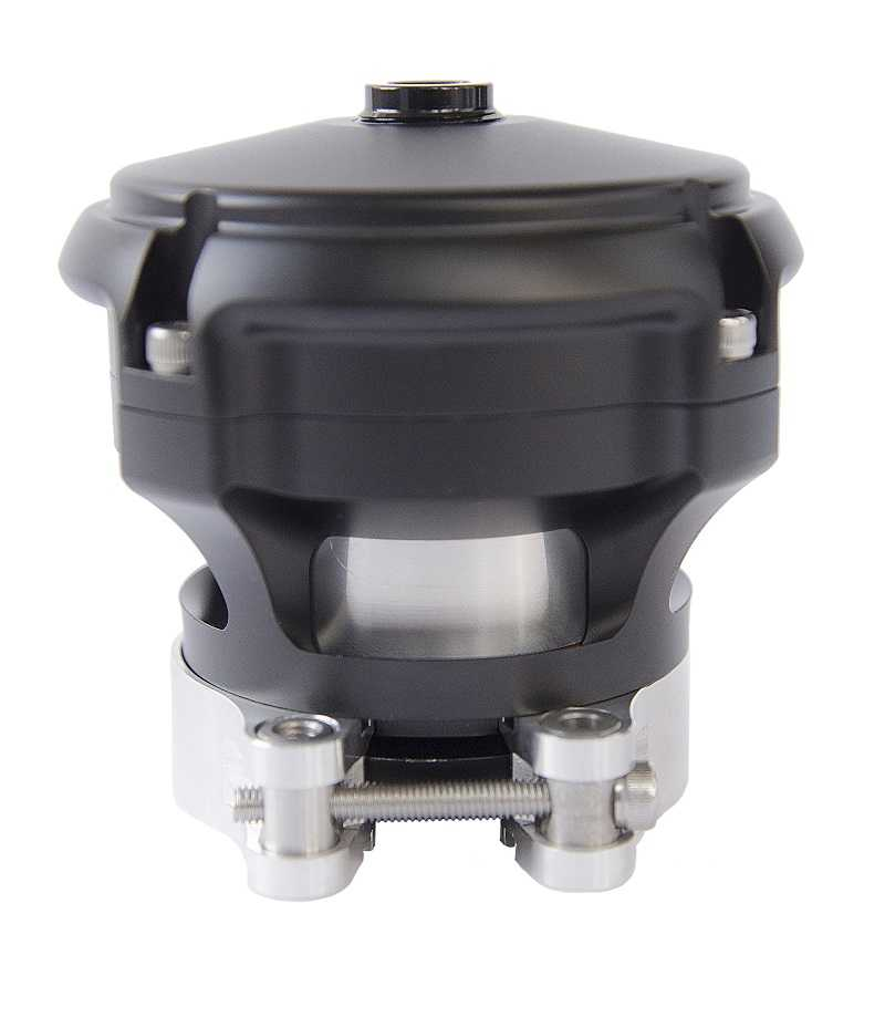 SPD V2 Blow off valve 50mm black