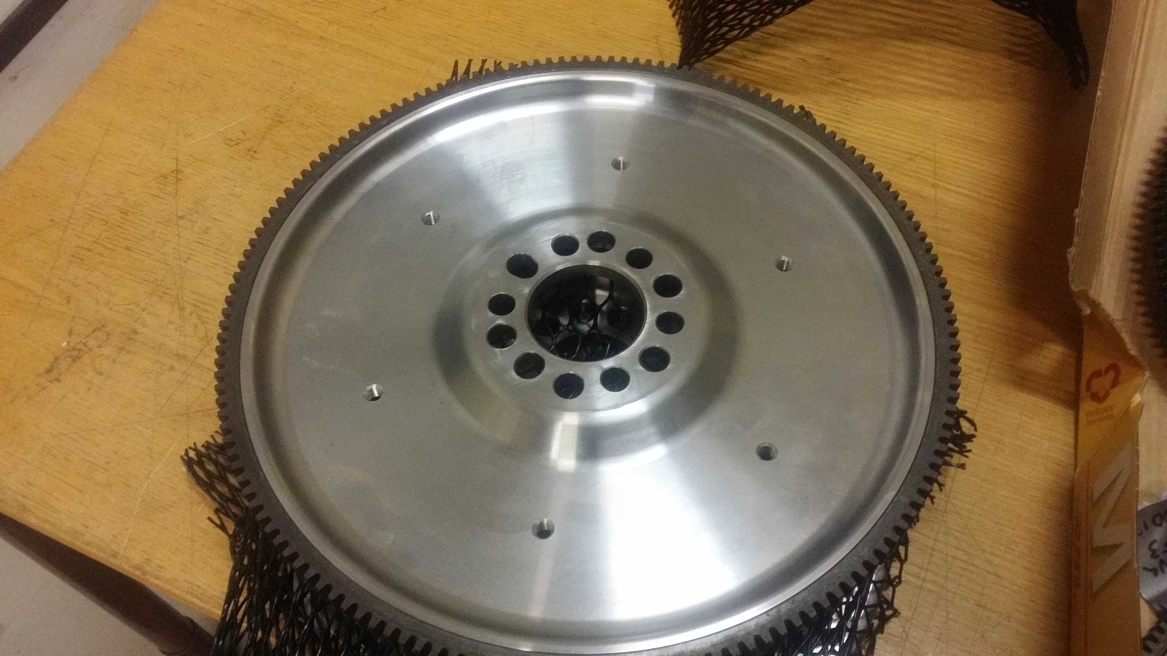 Chervolet 153  Flywheel 184mm / 7,25""