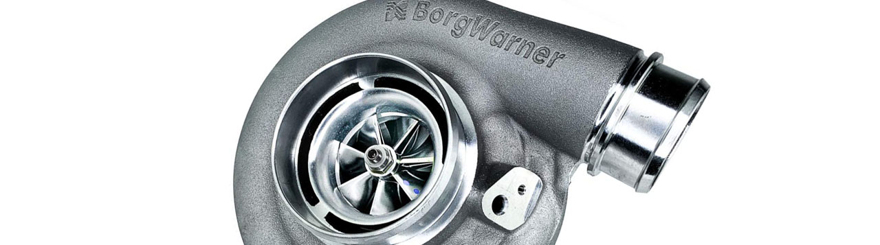 Borg Warner SXE Turbo