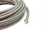 Steel braided PTFE AN hose