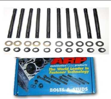 Bmw M54 / M52TU - ARP main stud bolts