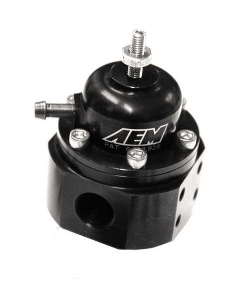 AEM fuel pressure regulator 1:1