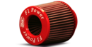 "BMC double cone air filter (3"")"