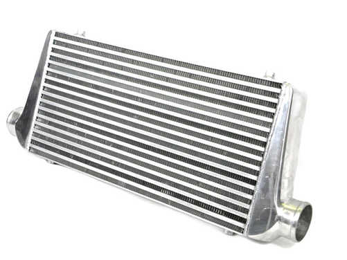 Intercooler (500x300x76) 2,5' connection