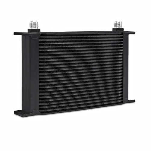 Oil cooler 9 rows AN8 - Black
