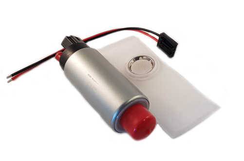 Fuel pump 340 silver for E85